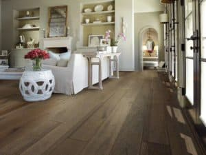 wide plank hardwood floors - trends in floors for 2017