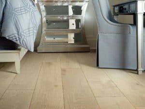 2017 wood floor trends - wire brushed - shaw argonne tower