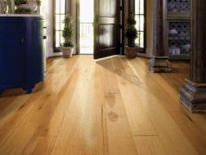 hickory flooring wide plank