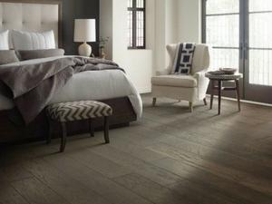 gray hardwood - 2017 hardwood floor trends