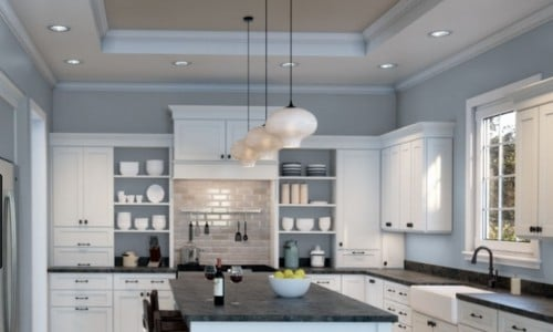 Best Blue Gray Paint Colors (21 stylish dusty blues) | The ...