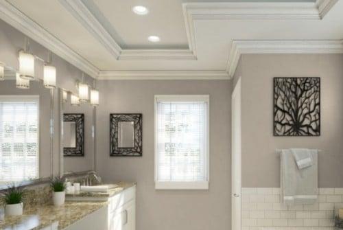 SW shiitake for master bedroom - stylish beige
