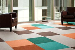 advantages and disadvantages of carpet tile