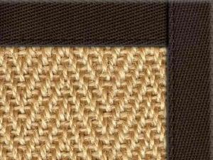 bound sisal area rug westchester