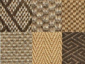 Sisal carpet combo