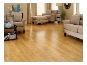 Carmelized bamboo flooring - Westchester NY
