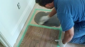 Stain color testing westchester