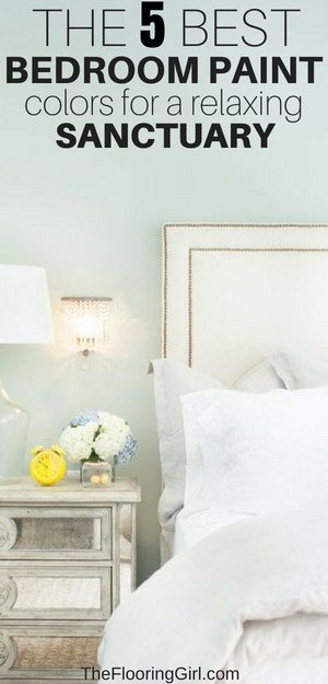 best shades of paint for master bedrooms
