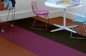 DIY carpet tiles - 8 advantages of carpet tiles