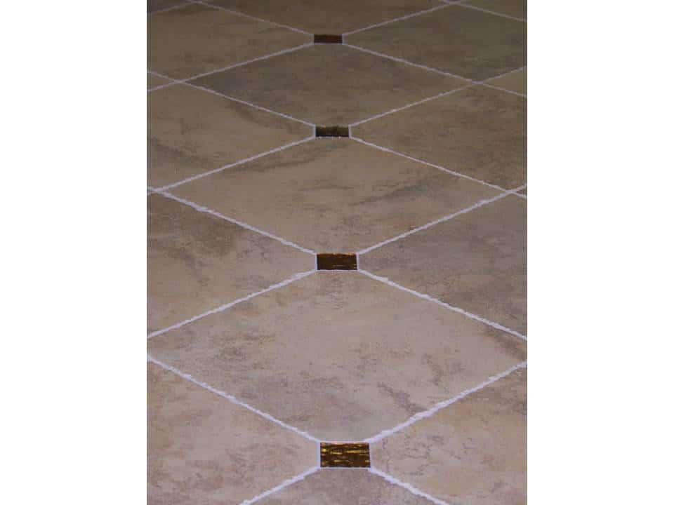 Metal Floor Tiles Tile Flooring Kitchen With