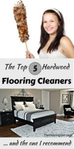 best hardwood floor cleaning products
