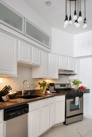White Kitchen Cabinets Best Shades Of Paint For