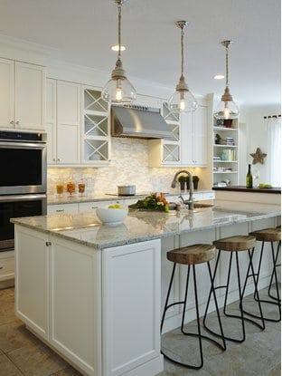 Best Shades Of White For Kitchen Cabinets