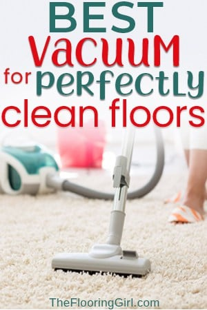 best vacuum to clean floors - Miele canister