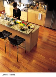 Westchester NY Brazilian Cherry Hardwood floors