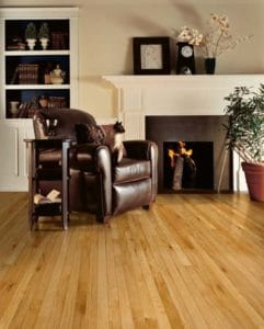 light hardwood flooring best for dogs