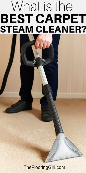 Best rated steam cleaners for carpets