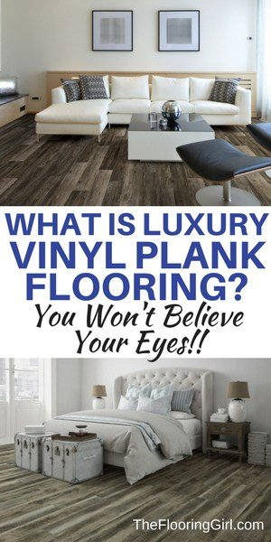 What Is Luxury Vinyl Plank Flooring