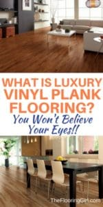 What is engineered vinyl plank. is it different than luxury vinyl