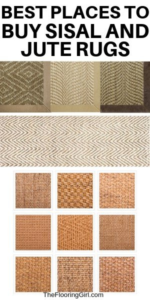Best places to buy sisal and jute rugs