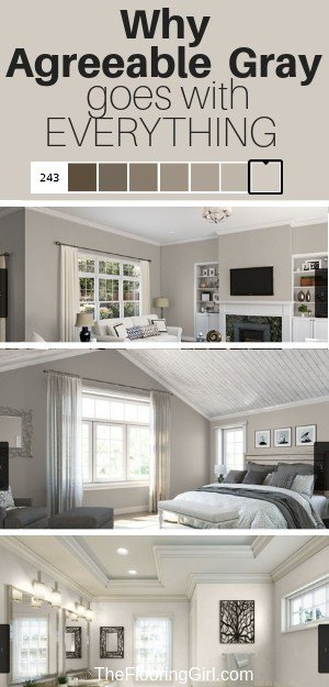 Agreeable Gray Is The Perfect Greige Paint And Goes With Everything