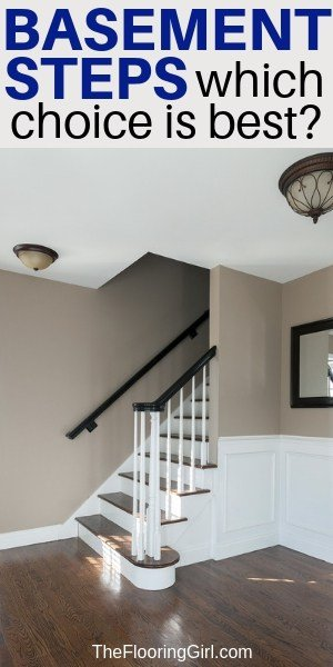best flooring for basement stair