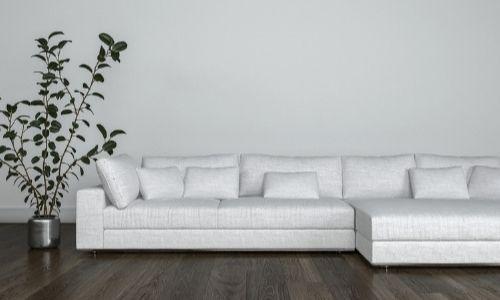 best flooring for resale value 2020 - dark hardwood floors in living room