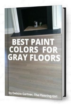 best paint colors for gray flooring