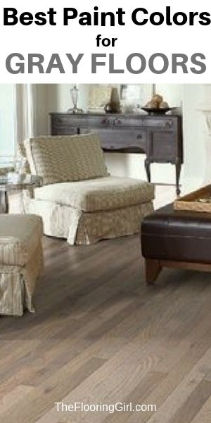 best paint colors for gray hardwood floors