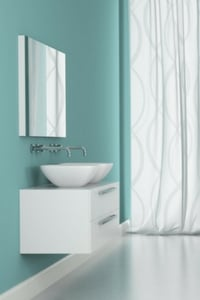 13 Dramatic Paint Colors For Powder Rooms