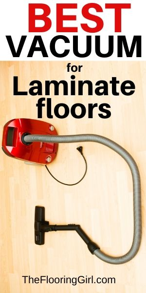 best vacuums for laminate flooing - reviews
