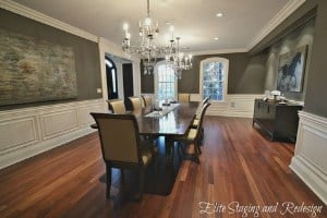 ways to eliminate and reduce te redness of brazilian cherry floors