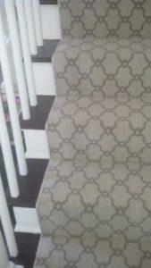 carpet runner moroccan trellis westchester county