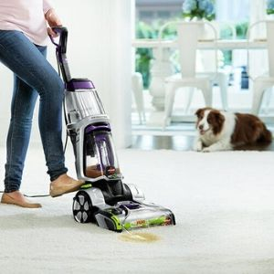 review of Bissell Proheat 2x steam cleaner for carpets