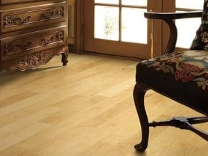 maple hardwood flooring domestic species