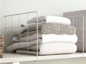 towel divider