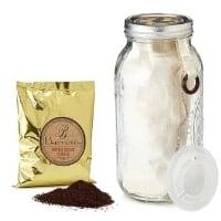 coffee mason jar gift