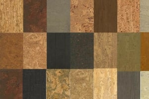 best types of flooring for kitchens - cork flooring