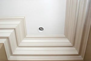 crown molding - weekend home improvement projects
