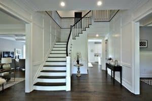 best whites for painting your base molding and other trim work