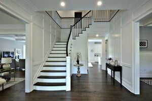 dark hardwood floors | 2020 trends for hardwood floors