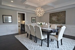 decorating tips - area rugs
