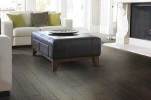 very dark espresso hardwood floors