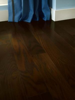 hardwood flooring dark in westchester NY