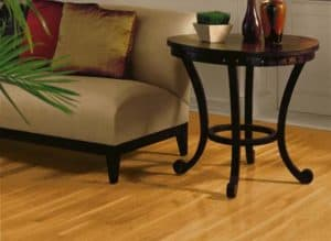 light hardwood floors - oak flooring