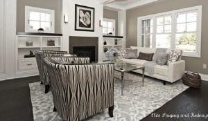 Dark hardwood floors ebony