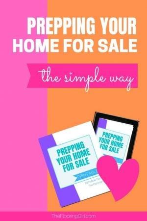 Prepare your home for selling -printables
