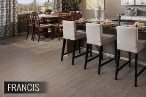 Tile Floors Are Virtually Waterproof Porcelain Planks That Look Like Hardwood