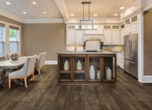 LVP flooring and engineered vinyl plank flooring