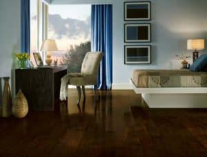 can you match new and existing hardwood floors
